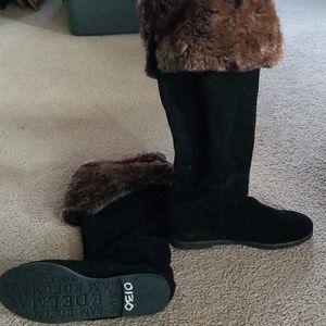Sam Edelma Orlando | Over the Knee boot